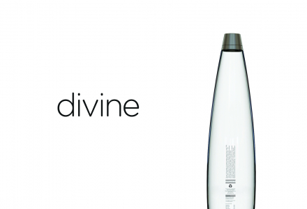 Divine - Identity & Bottle Design